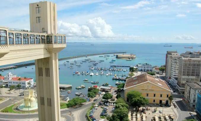 Passagens para Bahia