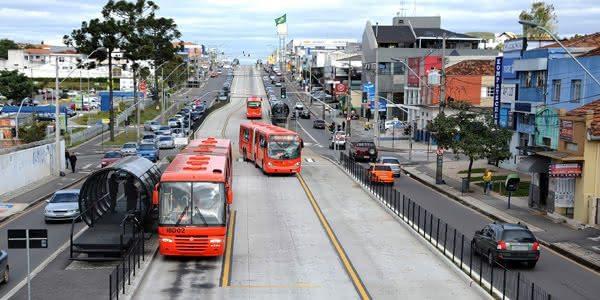 Passagem de Ônibus para Curitiba