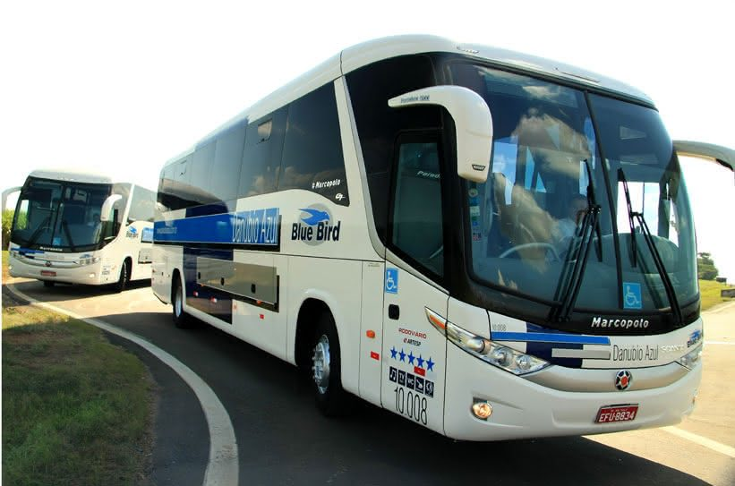 Comprar Passagem Danubio Azul