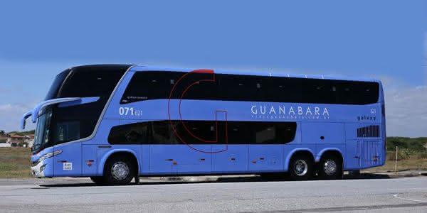 Comprar Passagens viação expresso guanabara