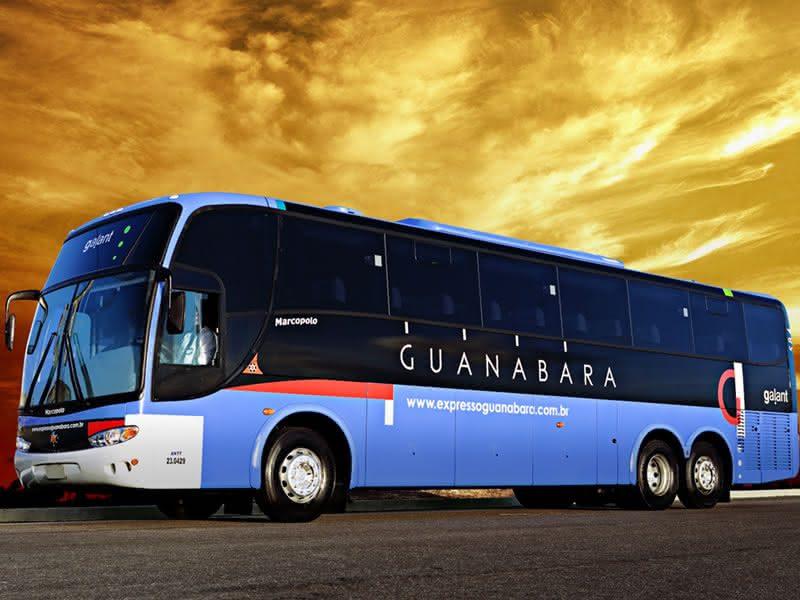 Comprar Passagens Online Expresso Guanabara