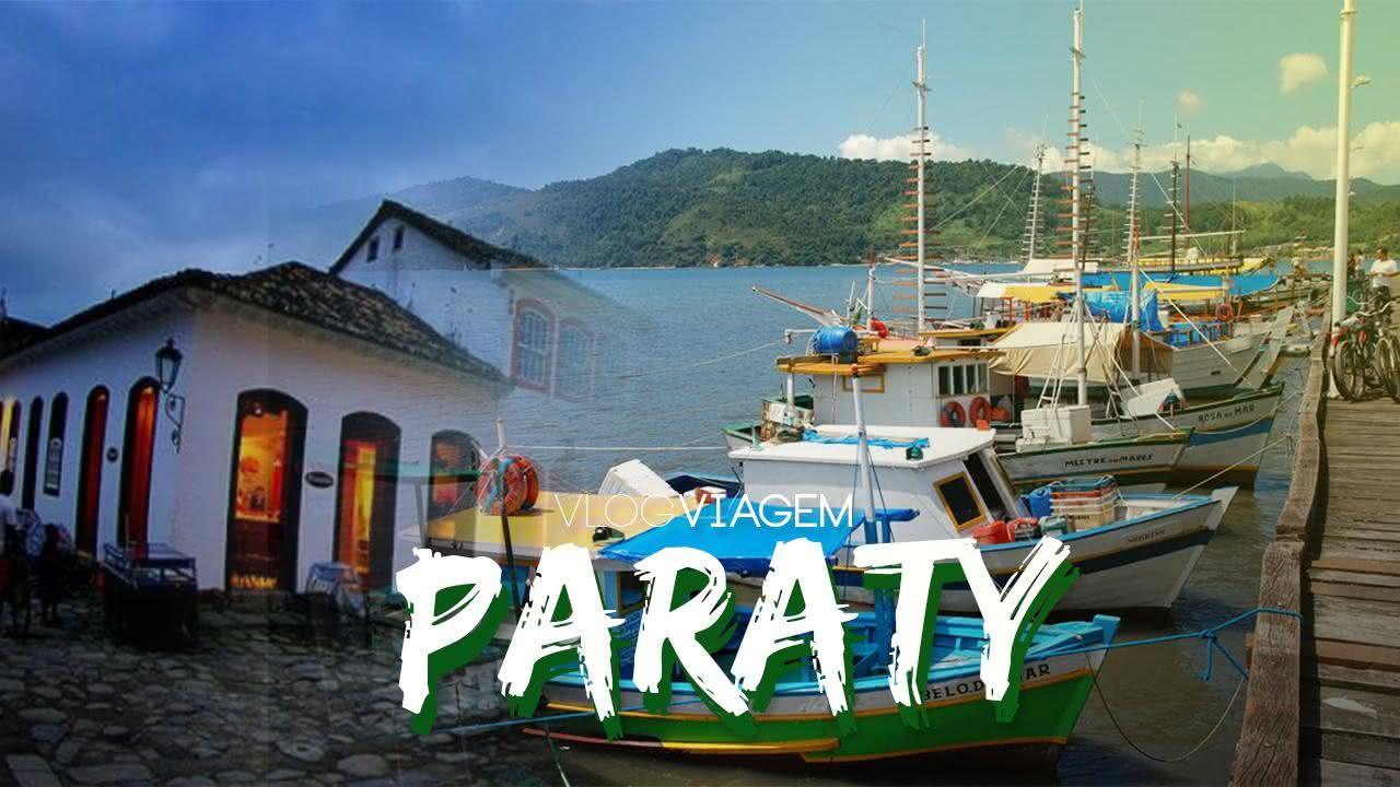 Ônibus para Paraty