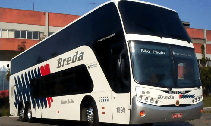 Breda Passagens