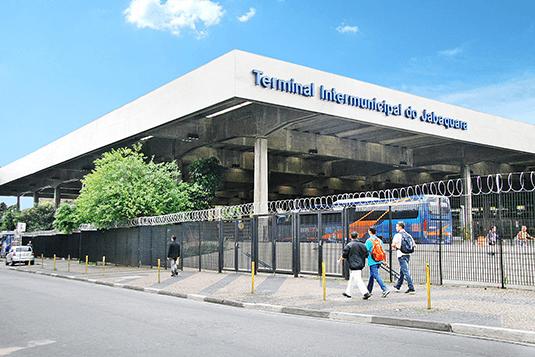 Terminal Rodoviário Jabaquara