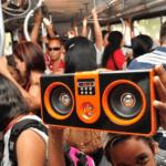 Lei Proibe Música alta dentro de ônibus