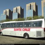 História do Ônibus Santa Cruz