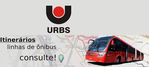 URBS - Horários de Ônibus